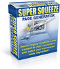 Super Squeeze Page Builder