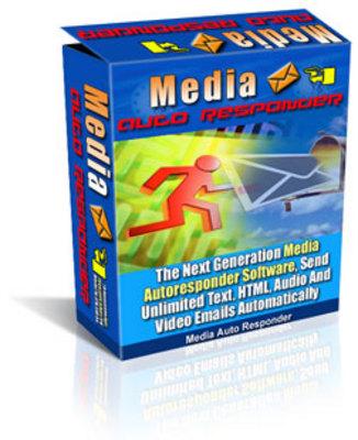 Product picture Media Autoresponder